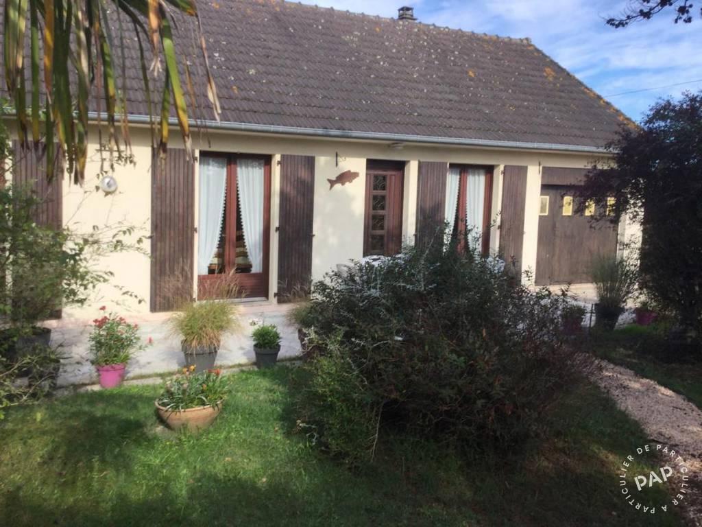 Vente maison 4 pièces Saint-Germain-sur-Ay (50430)