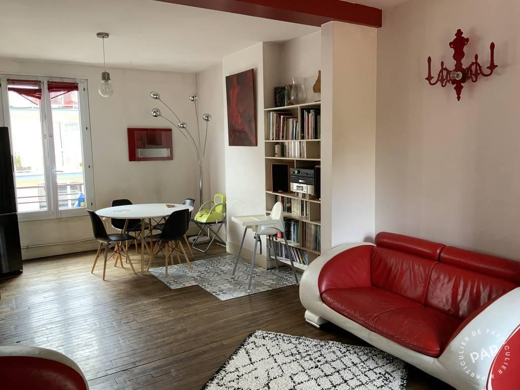 Vente Appartement Bagnolet (93170) 115m² 530.000€