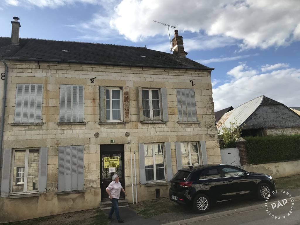 Vente maison 7 pièces Agnicourt-et-Séchelles (02340)