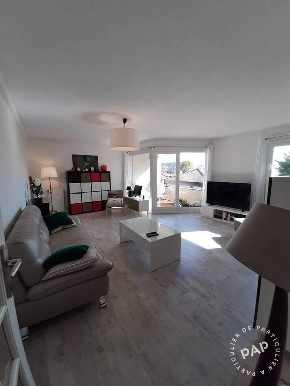 Vente appartement 5 pièces Fontaine (38600)
