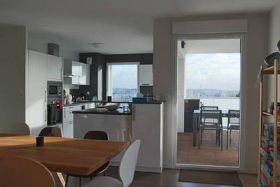 Vente appartement 4pièces 81m² Rennes (35000) - 420.000€