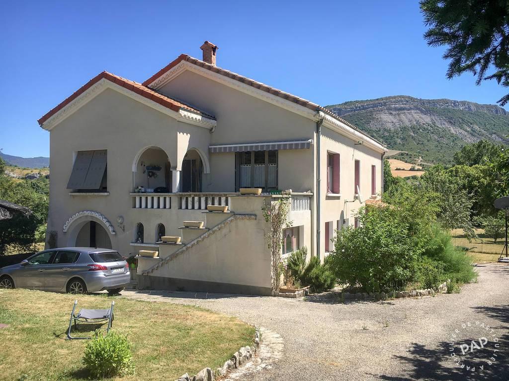 Vente maison 8 pièces Séderon (26560)