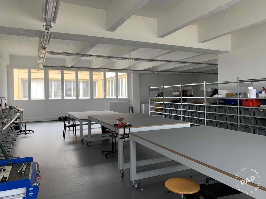 Location Bureaux et locaux professionnels Pantin (93500) 187m² 3.000€