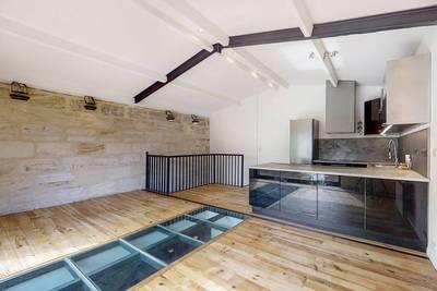 Vente appartement 4pièces 89m² Bordeaux (33800) - 530.000€