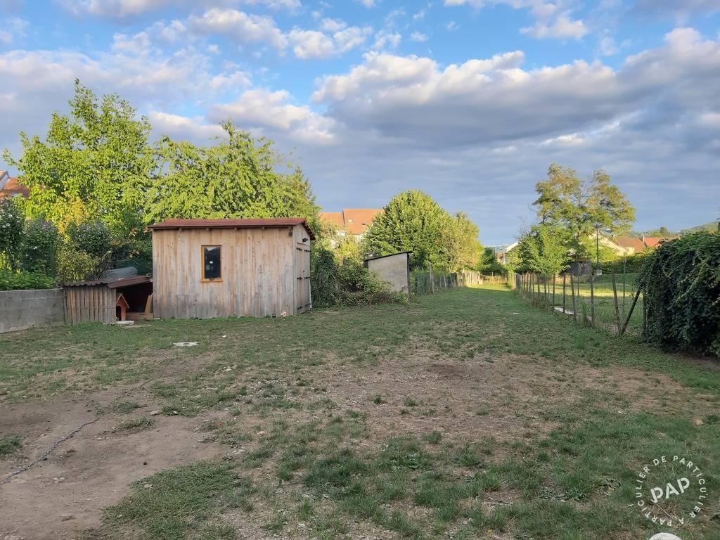 Vente maison 5 pièces Montmorot (39570)