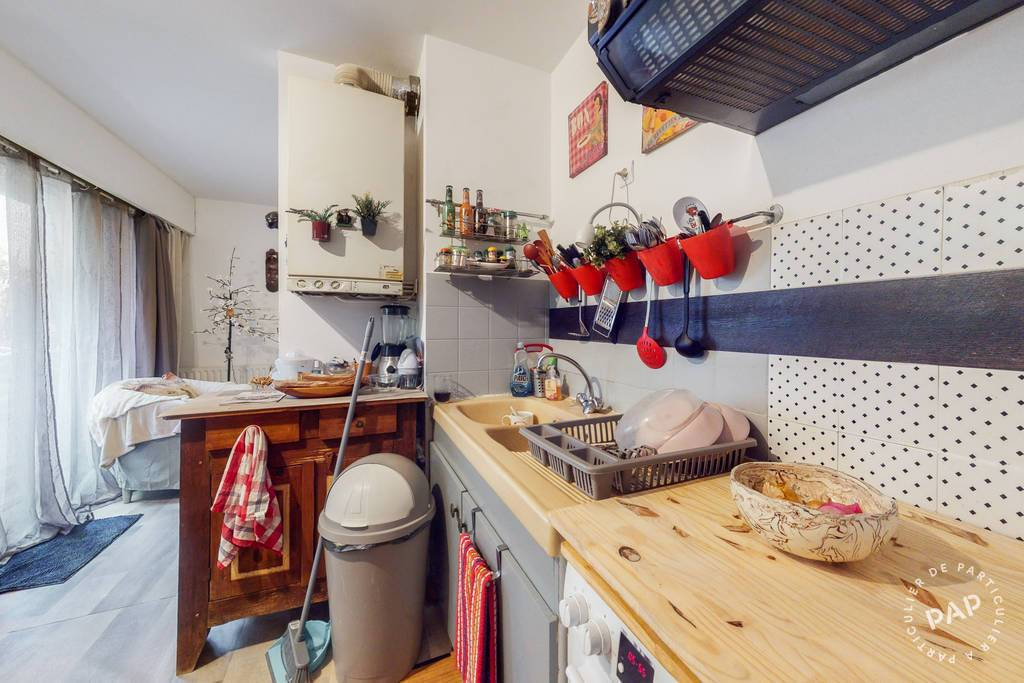 Vente immobilier 85.000€ Nîmes (30000)