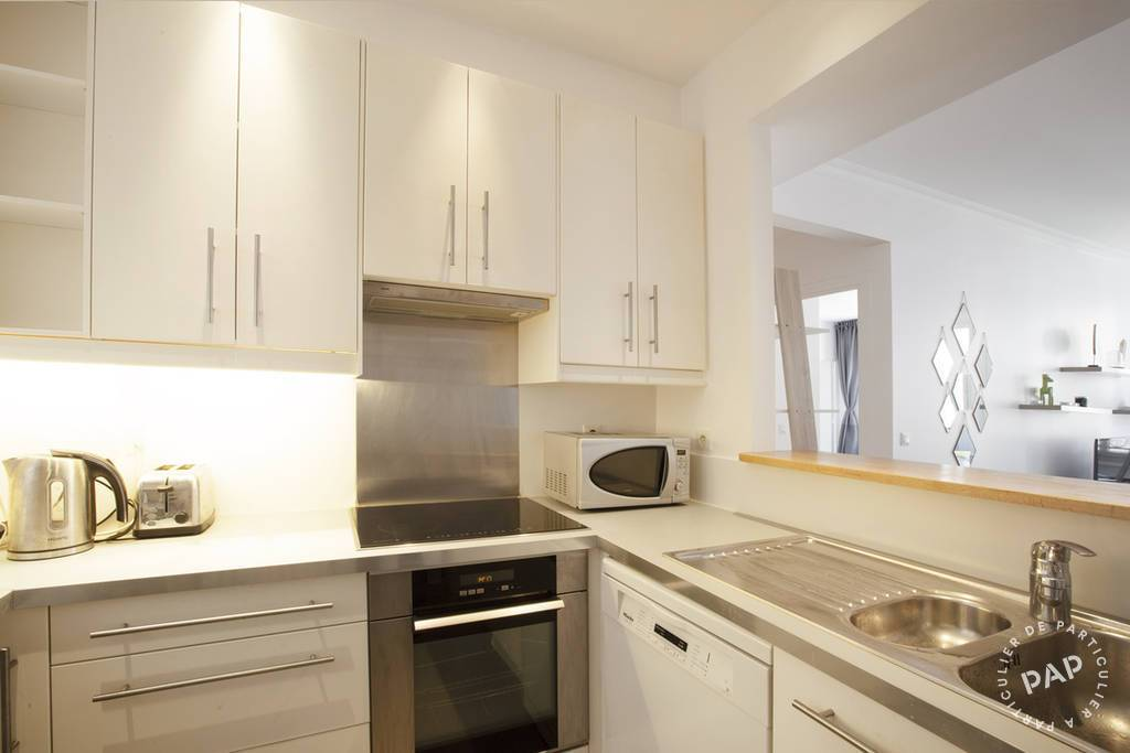 Location immobilier 2.200€ Paris 16E (75016)