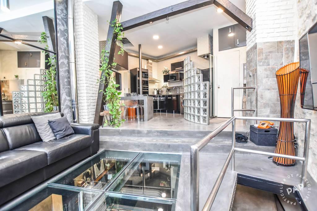 Vente immobilier 460.000€ Paris 20E (75020)
