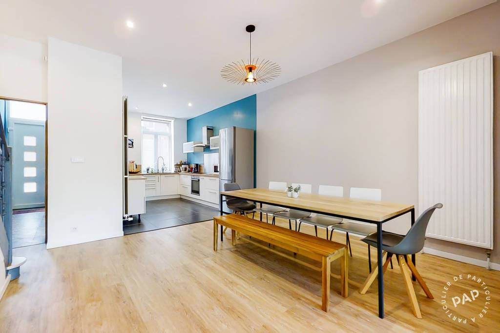 Vente immobilier 399.500€ Lille (59000)