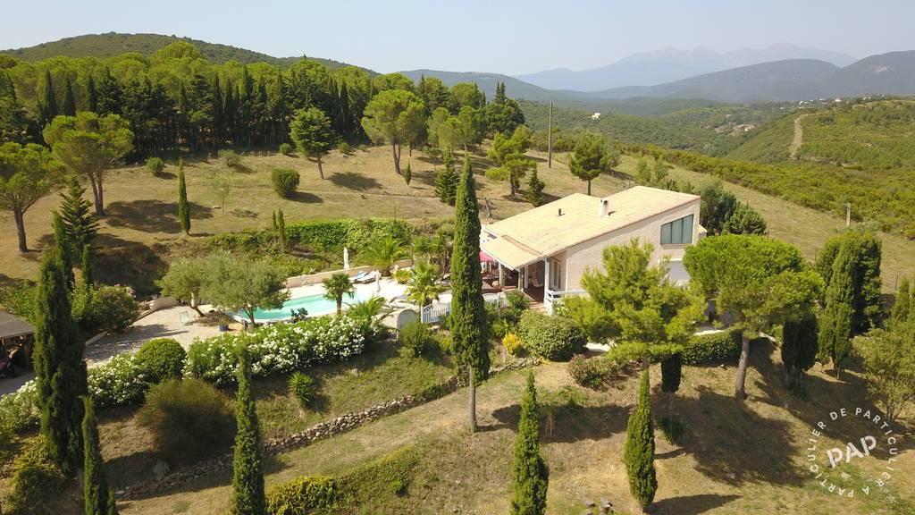 Vente immobilier 745.000€ Montauriol (66300)