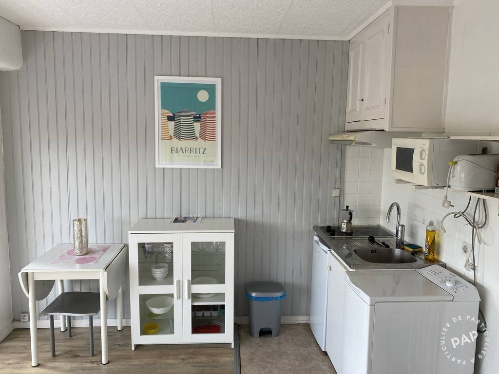 Location immobilier 550 € Biarritz (64200)