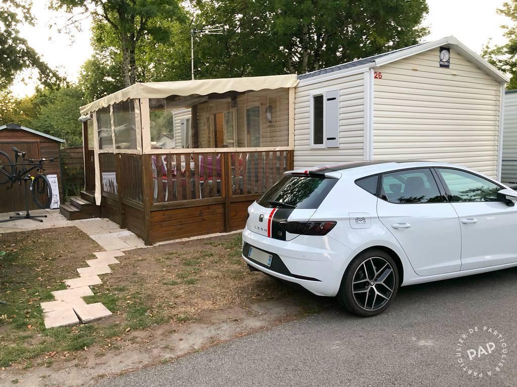 Chalet, mobil-home Erdeven (56410) 22.000€