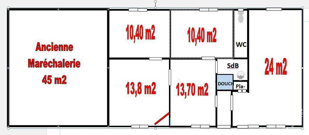 Maison Liniez (36150) 45.000€