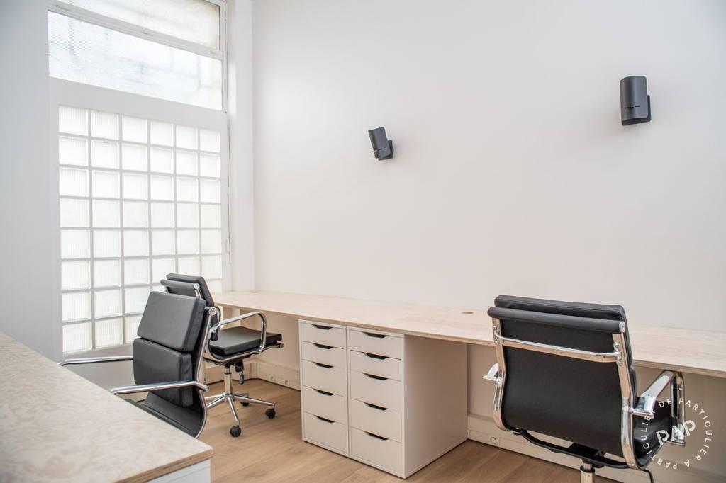 Bureaux et locaux professionnels 1.400€ 95m² Paris 17E (75017)