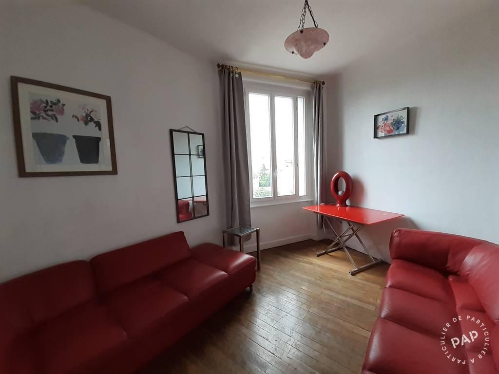 Appartement 1.250€ 52m² Lyon 3E (69003)