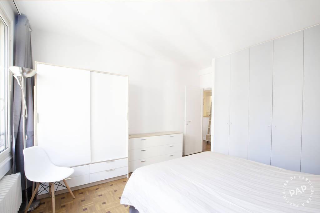 Appartement 2.200€ 60m² Paris 16E (75016)