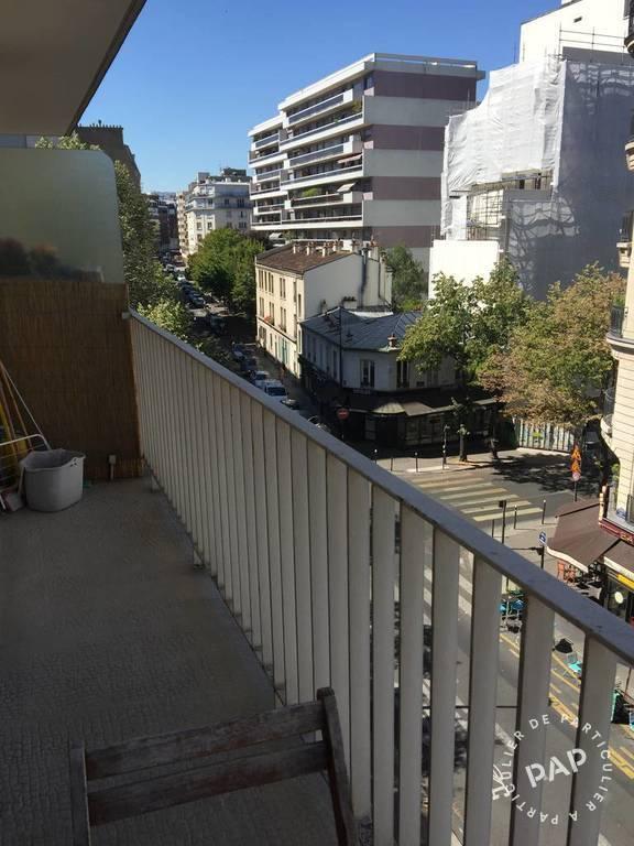 Appartement 1.350€ 40m² Paris 15E