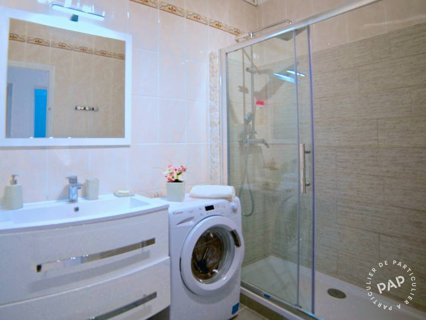Appartement 1.050€ 45m² Nice (06200)