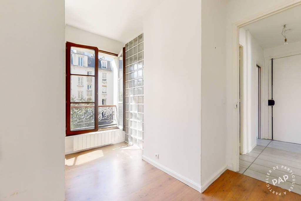 Vente Paris 19E (75019) 44m²