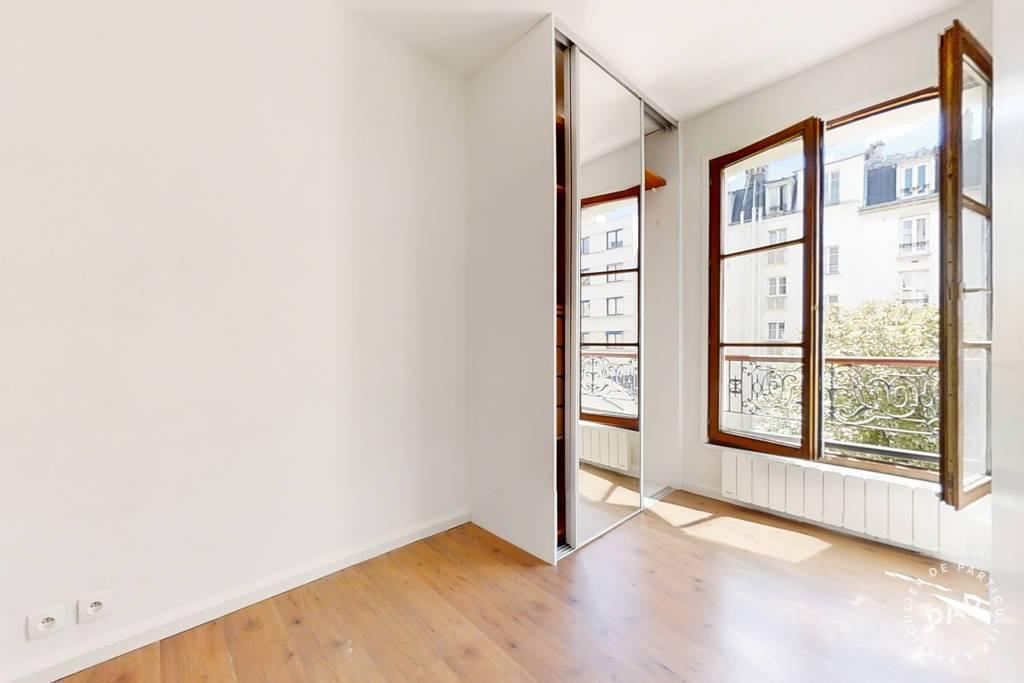 Immobilier Paris 19E (75019) 460.000€ 44m²