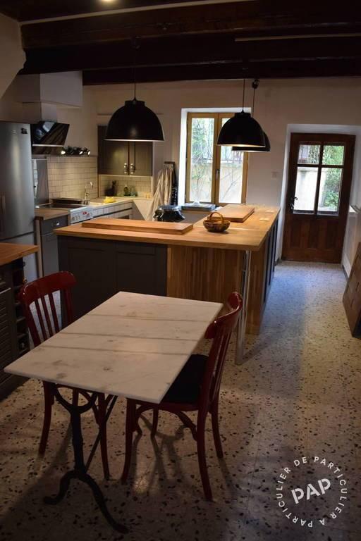Immobilier Saint-Sauveur-Gouvernet (26110) 700€ 75m²