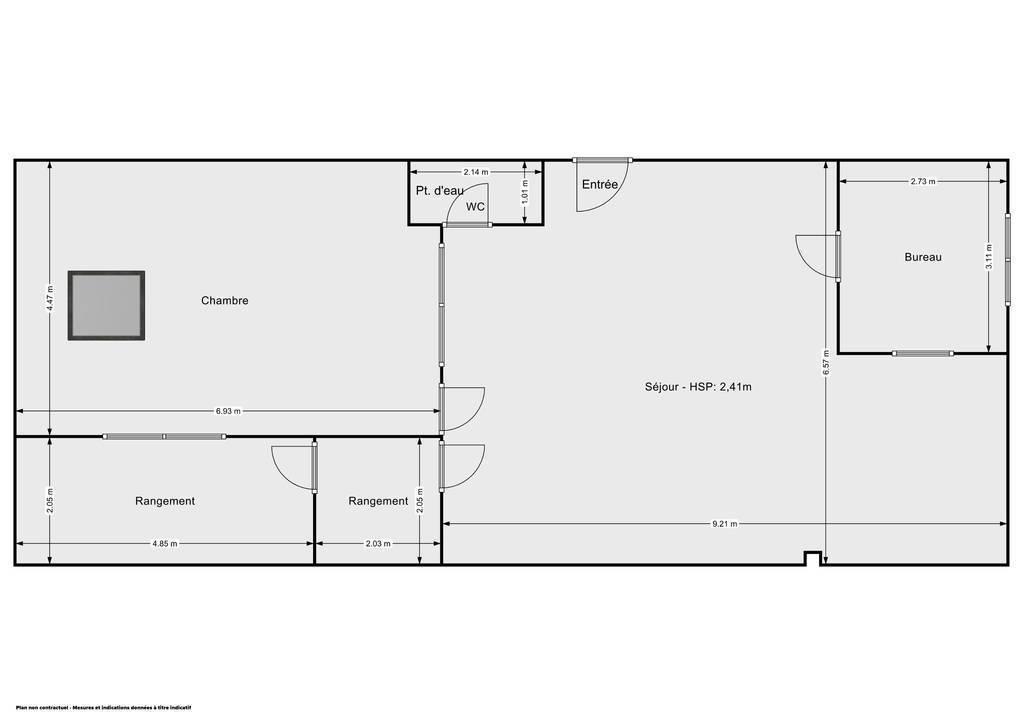 Vente et location Local d'activité Marolles-En-Brie (94440) 100m² 170.000€
