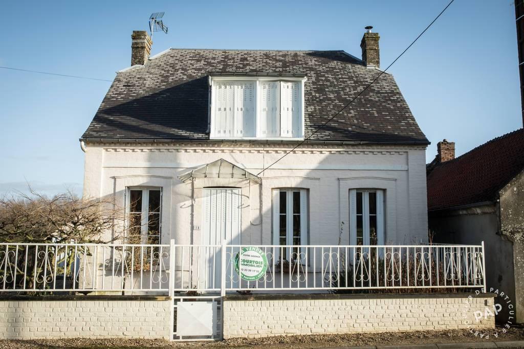 Vente maison 5 pièces Fressancourt (02800)