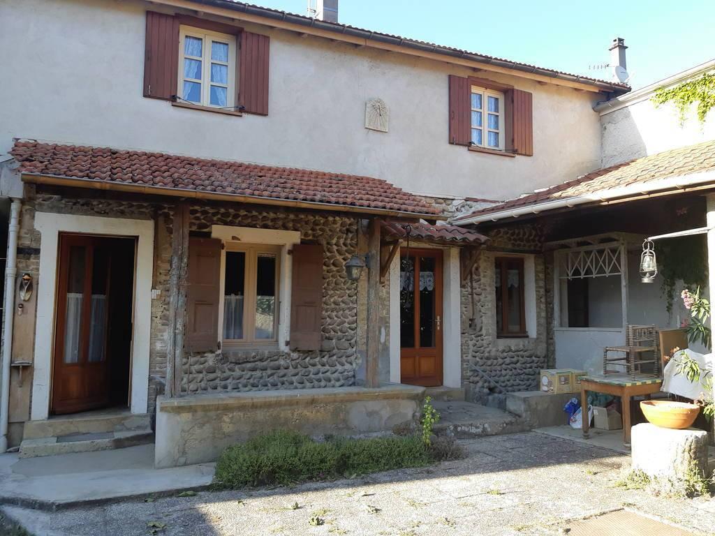 Vente maison 8 pièces Saint-Sorlin-en-Valloire (26210)