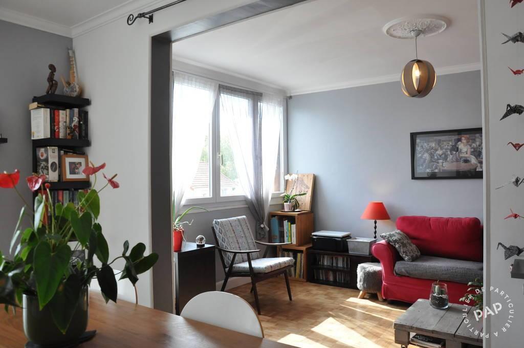Vente Appartement Châtillon (92320) 61m² 345.000€