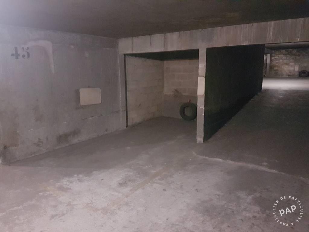 Vente Garage, parking Paris 18E (75018)  22.000€