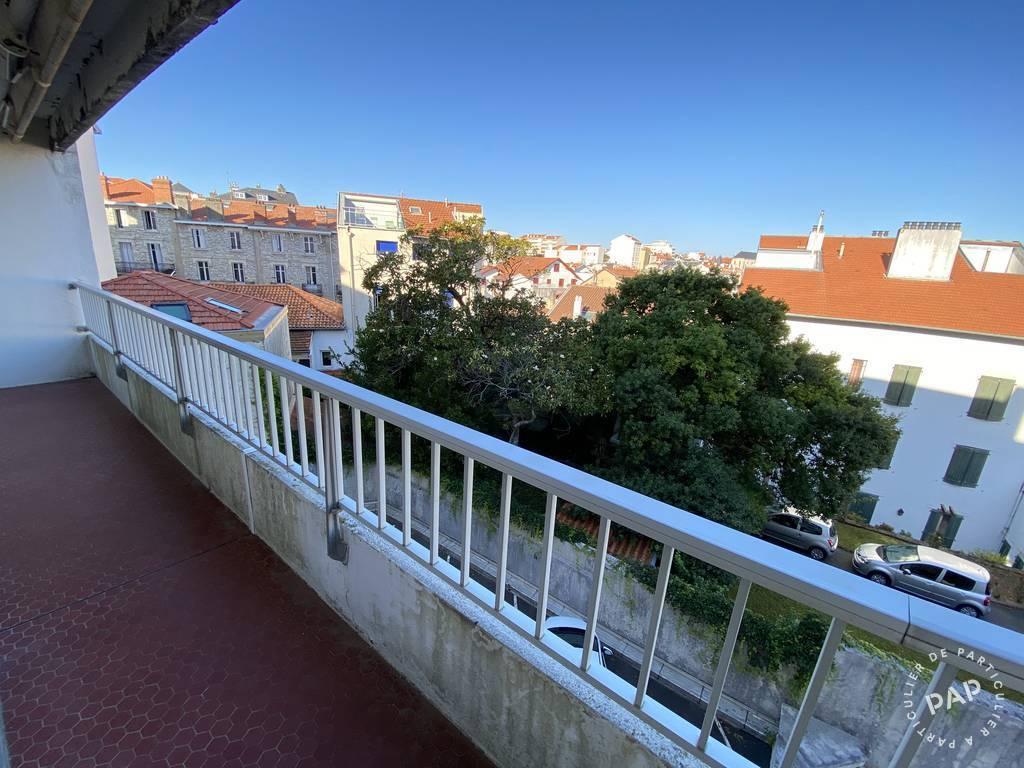 Vente Appartement Biarritz (64200) 50m² 415.000€