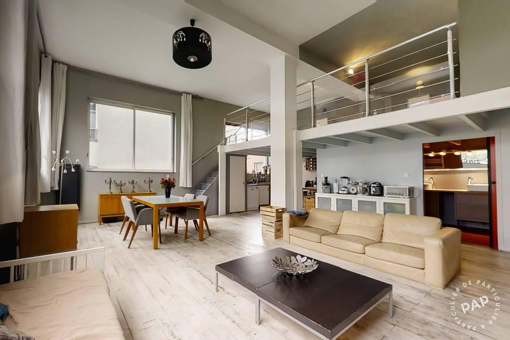 Vente Appartement Ivry-Sur-Seine (94200) 167m² 785.000€