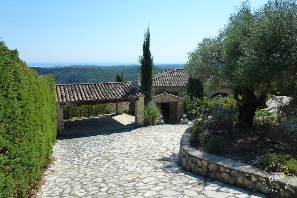 Vente maison 6 pièces Tourrettes-sur-Loup (06140)