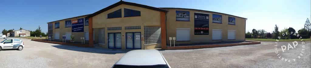 Vente et location Local commercial Toulouse 450m²