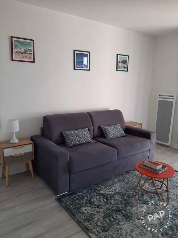 Vente appartement studio Saint-Jean-de-Luz (64500)