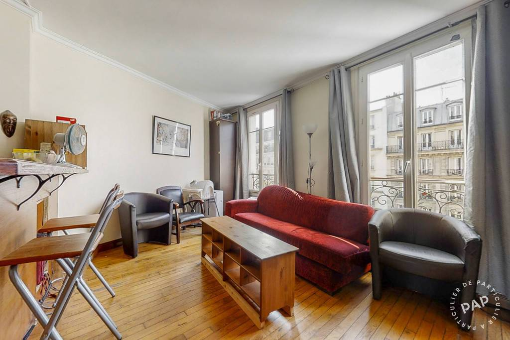 Vente Appartement Paris 11E (75011) 38 m² 449.000 €