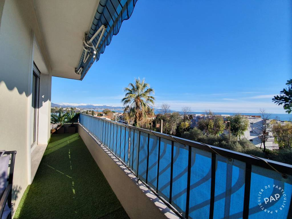 Vente Appartement Antibes (06600) 75m² 286.000€