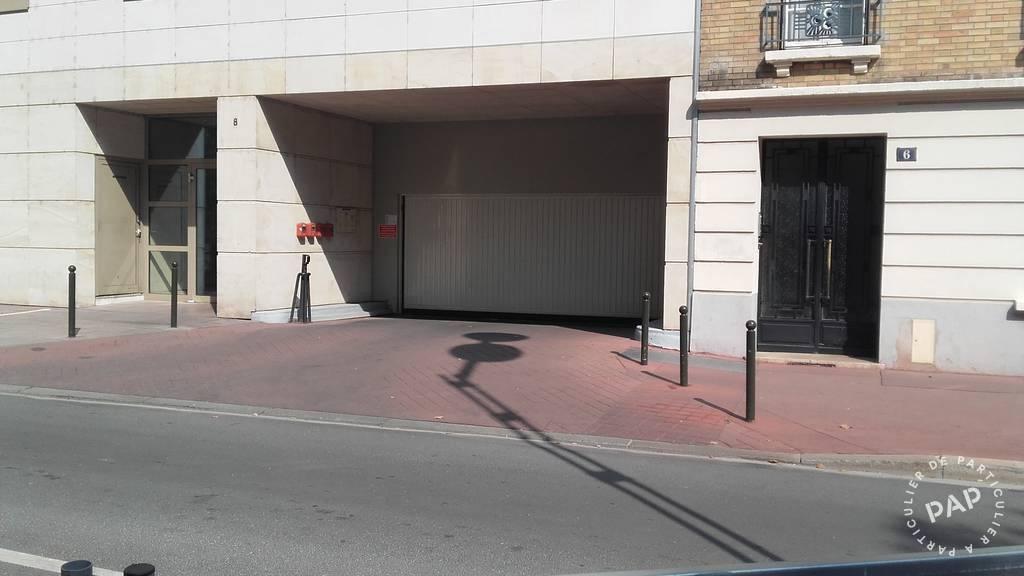 Vente Garage, parking Levallois-Perret  27.000€
