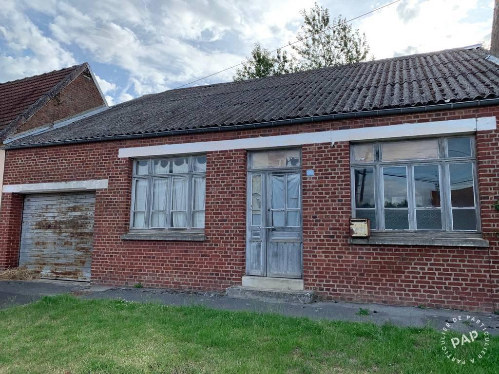 Vente maison 4 pièces Harbonnières (80131)