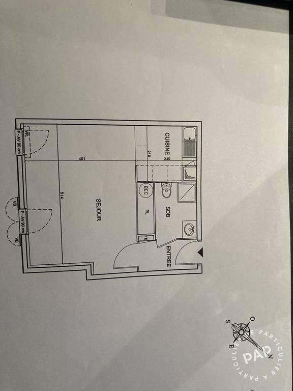 Vente Appartement Soisy-Sous-Montmorency (95230) 34m² 155.000€