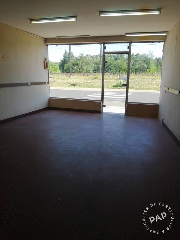Location Local commercial Montrichard 100m² 300€