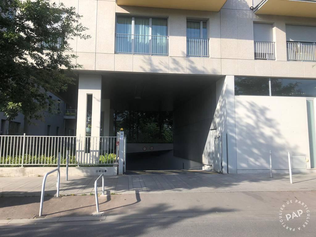 Location Garage, parking Boulogne-Billancourt (92100)  95€
