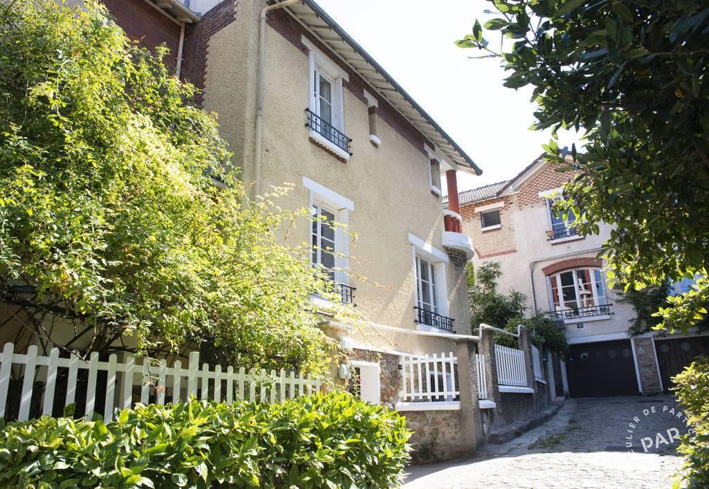 Vente Maison Paris 19E (75019) 168m² 2.058.000€