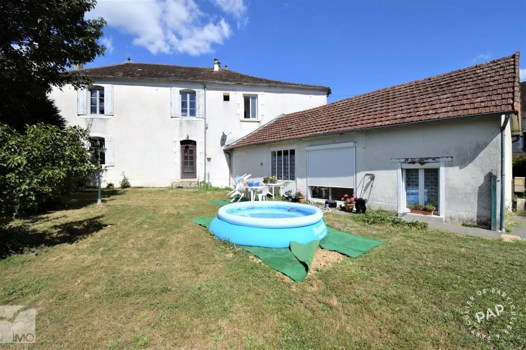 Vente maison 7 pièces Saint-Priest-les-Fougères (24450)