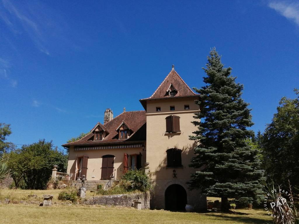 Vente Maison Assier (46320) 260m² 336.000€