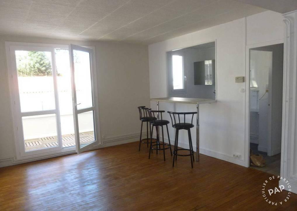 Location appartement 4 pièces La Roche-sur-Yon (85000)