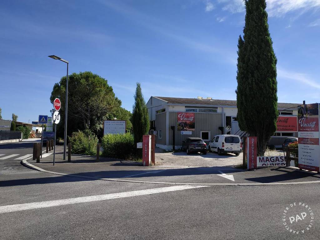 Vente et location Local commercial Tarascon (13150) 550 m² 395.000 €