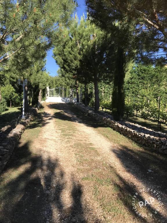Vente Maison Simiane-La-Rotonde (04150) 250m² 550.000€