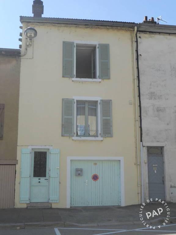 Vente maison 8 pièces Coligny (01270)