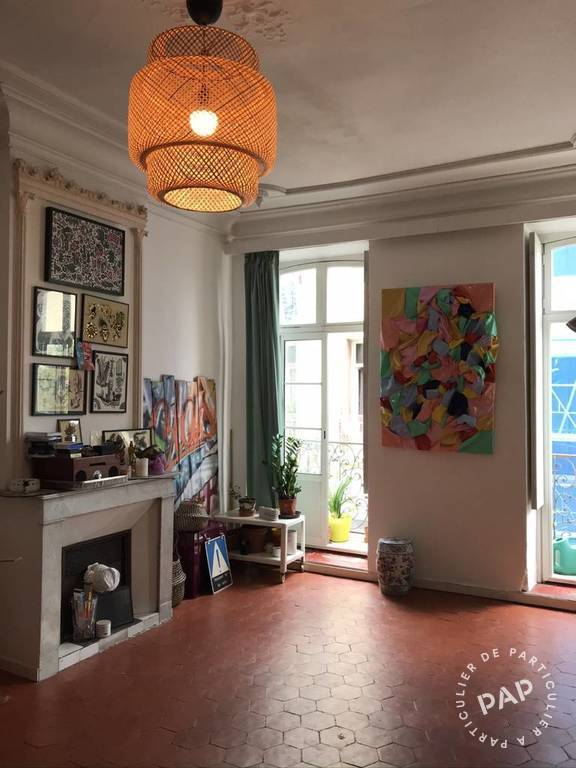 Location Appartement Sète (34200) 63m² 750€